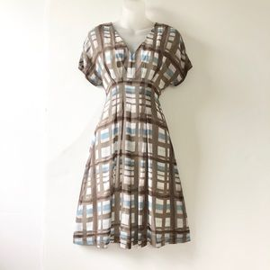 NWT Banana Republic Fit and Flare Dress